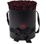 Rosuz Flowerbox Longlife Aisha Chocolade