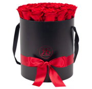 Rosuz Flowerbox Longlife Aisha Rood