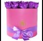 Flowerbox Longlife Ciara Metallisches Lila