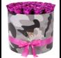 Flowerbox Longlife Coco Metallic Roze
