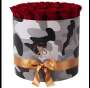 Rosuz Flowerbox Longlife Coco Rood