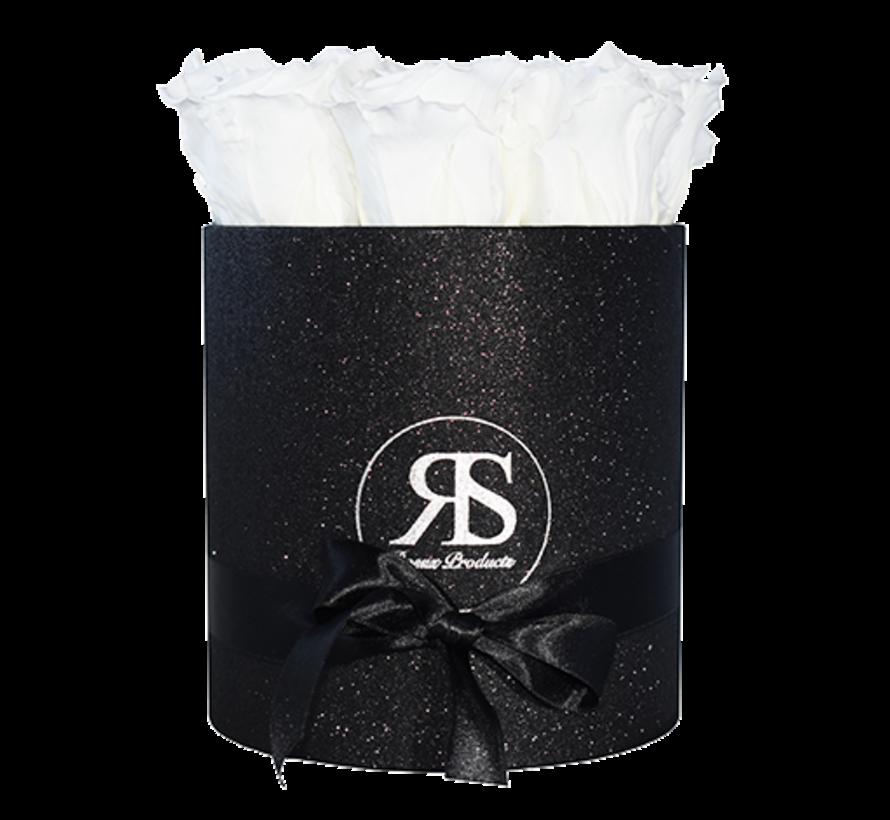 Rosuz Flowerbox Longlife Gigi Weiß