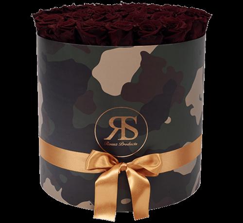 Rosuz Flowerbox Longlife Rihanna Chocolade