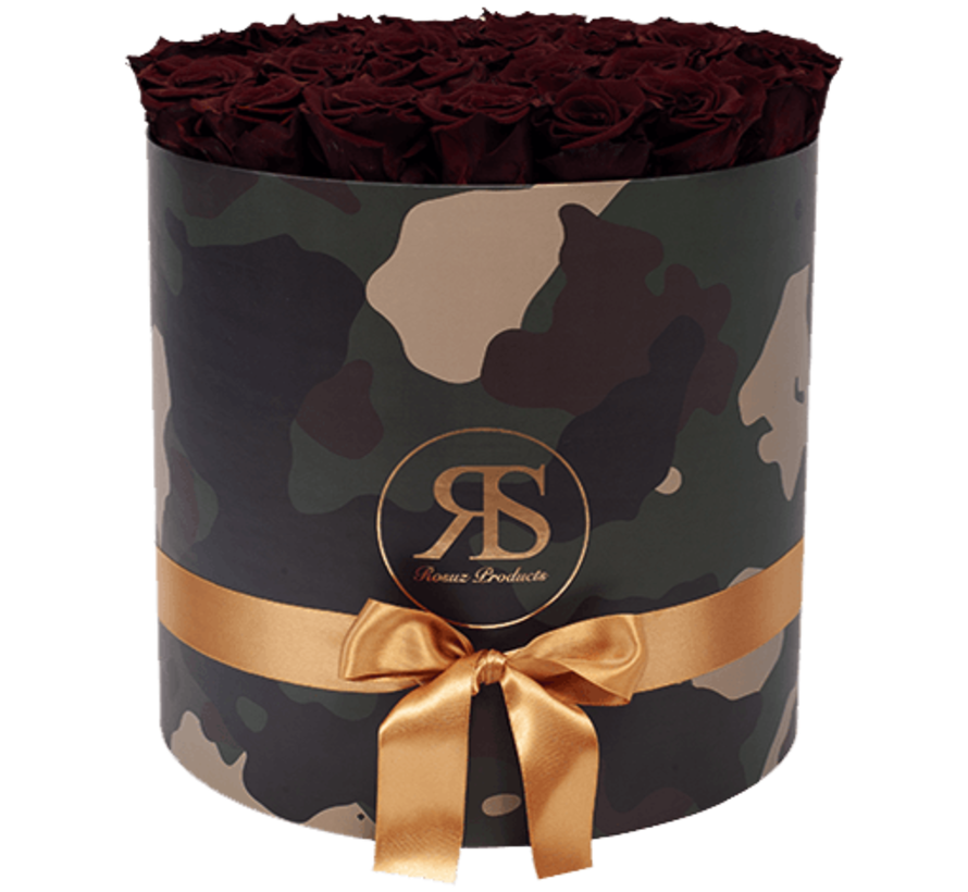 Rosuz Flowerbox Longlife Rihanna Schokolade