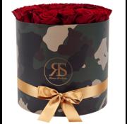 Rosuz Flowerbox Longlife Rihanna Red