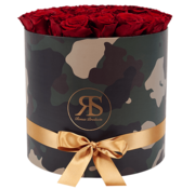 Rosuz Flowerbox Longlife Rihanna Rot