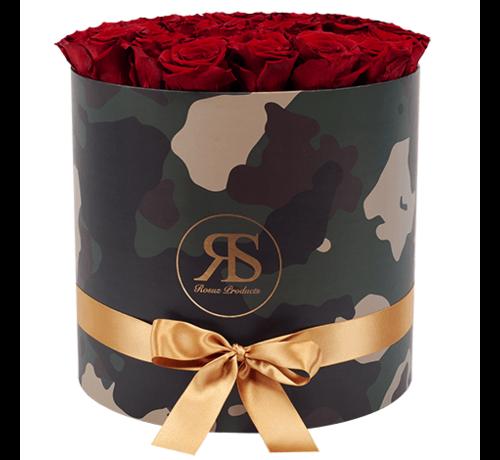 Rosuz Flowerbox Longlife Rihanna Rood