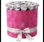 Flowerbox Longlife Suzy Metallic Zilver