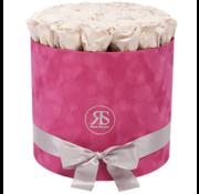 Rosuz Flowerbox Longlife Suzy Weiß