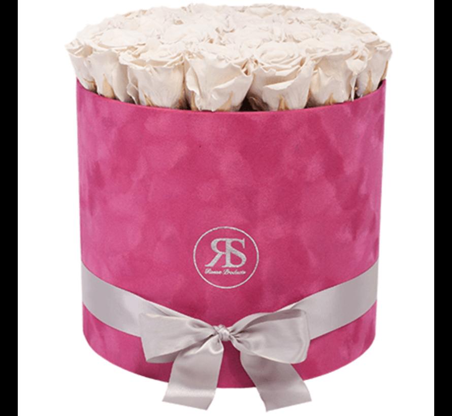 Rosuz Flowerbox Longlife Suzy Wit