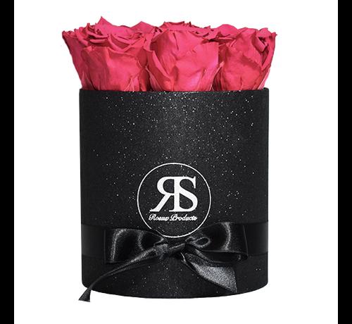 Rosuz Flowerbox Longlife Gigi Donker Roze
