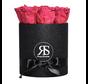 Flowerbox Longlife Gigi Dunkelrosa