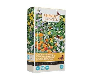 Buzzy Friendly Flowers Flower Mix for Butterflies 15m²