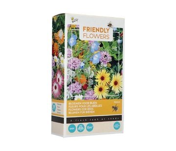 Buzzy Friendly Flowers Flower Mix for Bees 15m²