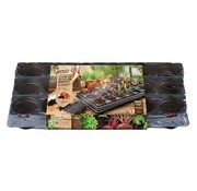Growing Tray 18 Compartments 56x31 cm