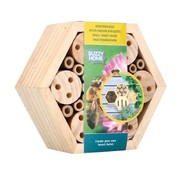 Buzzy Insect House Hexagonal for Bees