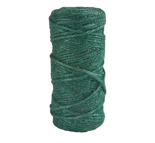 Jute Tuintouw Groen 150 Meter
