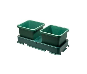 AutoPot Easy2Grow 2 Potten 15 Liter Uitbreiding Set