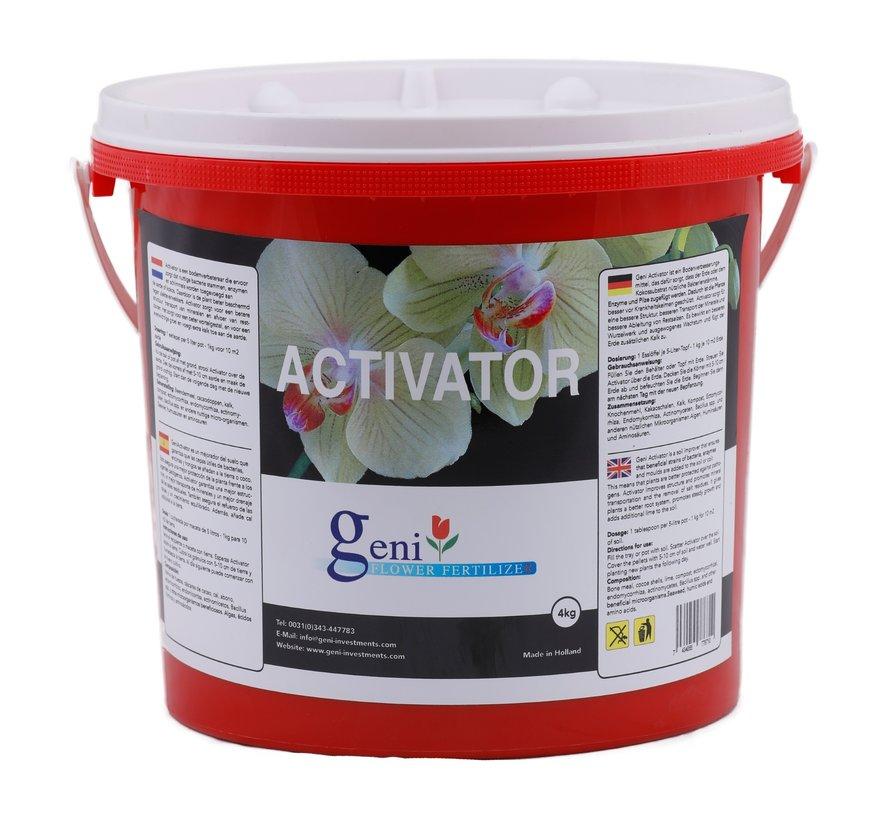 Geni Activator Bodenverbesserer 4 Kg