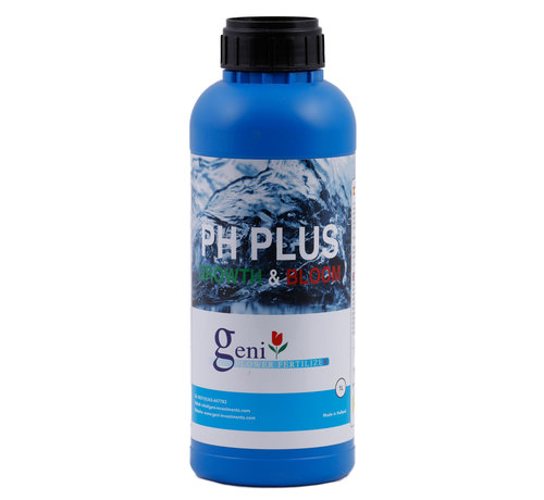 Geni pH Plus+ 1 Liter