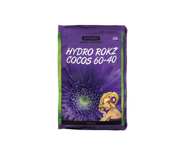 Atami Hydro Rokz Cocos 60-40 Substrat 45 Liter