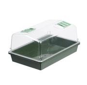 Nature Mini Greenhouse with Ventilation Green 21x55x31 cm