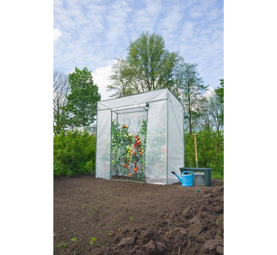 Nature Walk-in Greenhouse Rectangular 200x198x78 cm