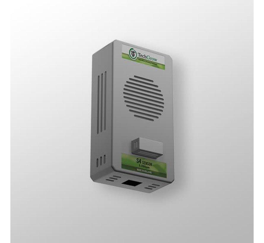 Techgrow CO2 Sensor - S4 0-2.000 PPM