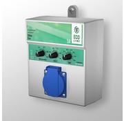 Techgrow Clima Control - Eco 5A Temp/Luftfeuchtigkeit Lüftersteuerung