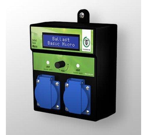 Techgrow Ballast - Basic Micro 2x600W