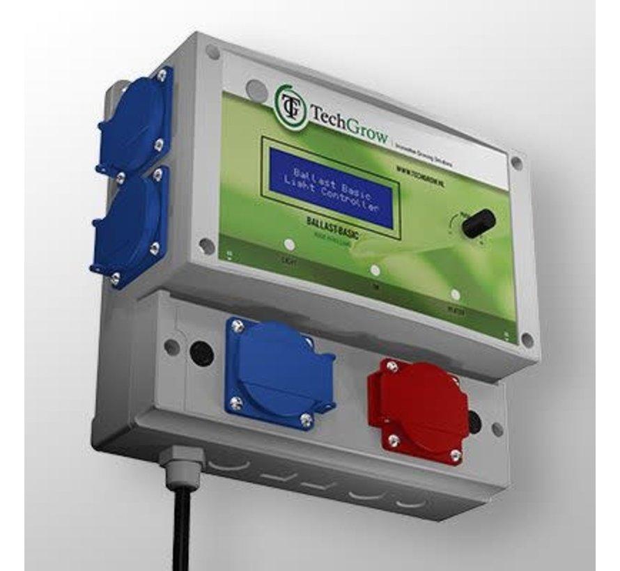 Techgrow Ballast - Basic 5x600W + Heater