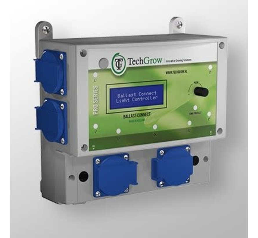Techgrow Ballast - Connect 6x600W