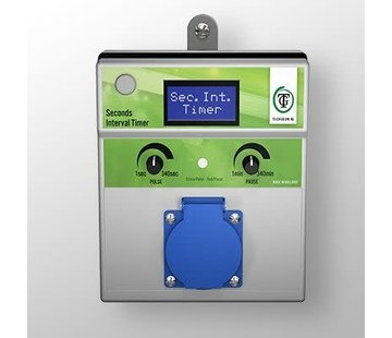 Techgrow Timer - Seconds Interval
