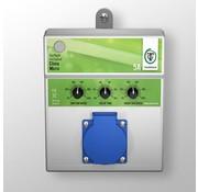 Techgrow Clima Control - Micro Plus 5A Dag/Nacht Fan Controller