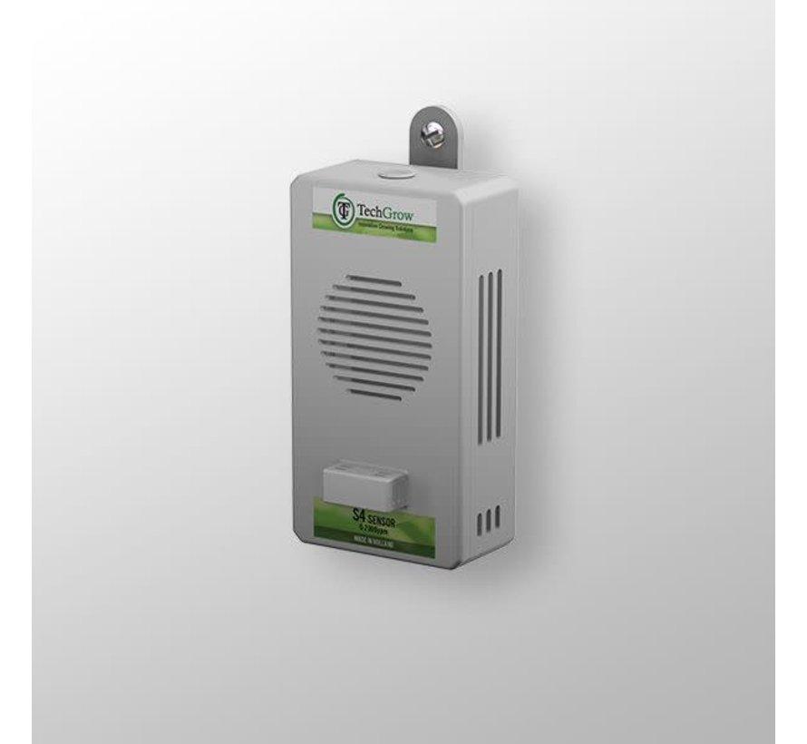 Techgrow CO2 Sensor - S4 0-2.000 PPM Auto Calibratie