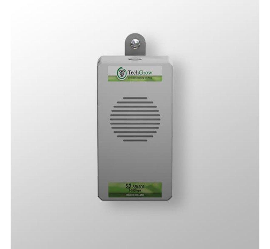 Techgrow CO2 Sensor - S2 0-2.000 PPM Autokalibrierung