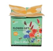 Buzzy Flower Gift Bijen en Vlinders Bloemenmix