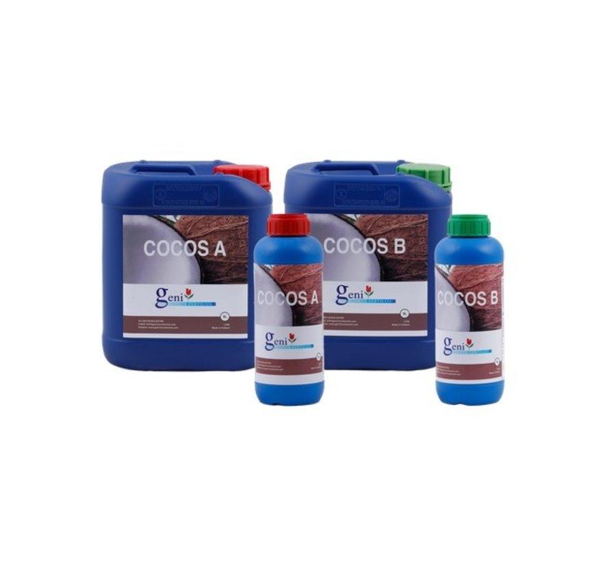 Geni Cocos A&B 1 Liter