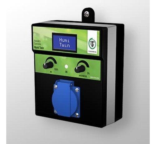 Techgrow Humi Twin Luchtvochtigheids Controller