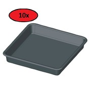 Fertraso Drip Tray Square 17x17 cm