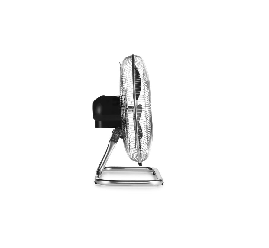 Ralight Vloerventilator Ø45 cm 18 inch 3 Speed Zwenkbaar