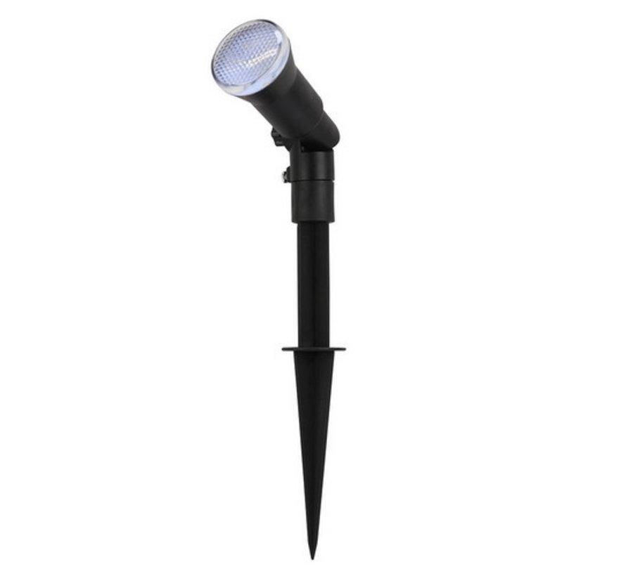LED 4000K Lumen Gartenstrahler 3W 1.5m Kabel