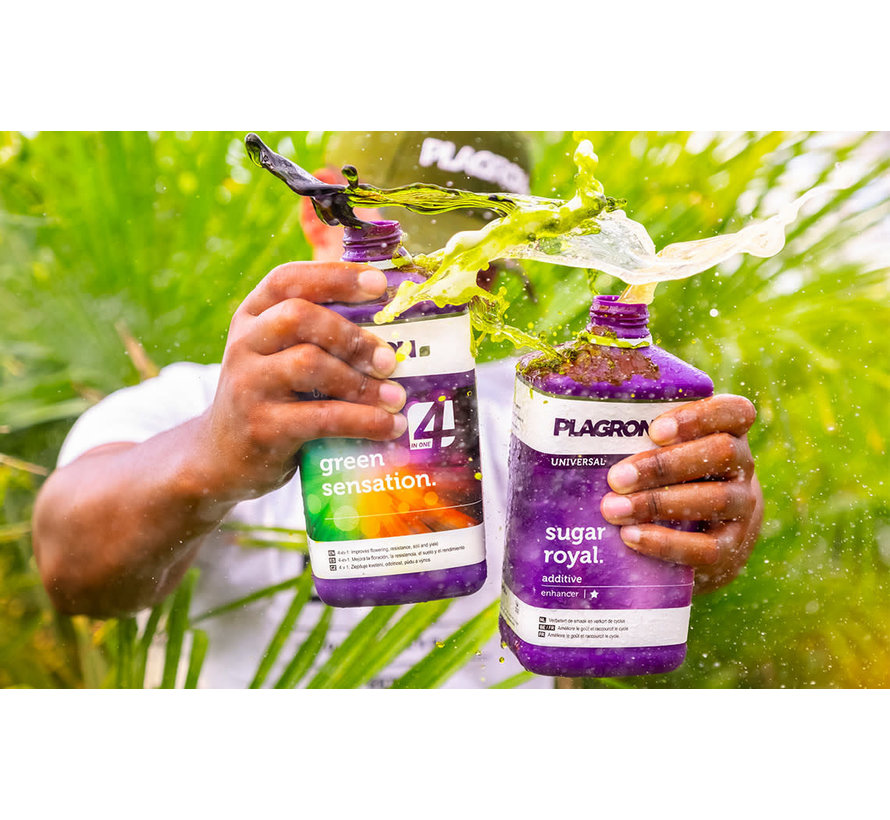 Plagron Combination Booster Package 500 ml