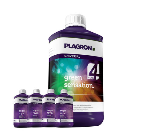Plagron Combination Booster Package 1 Liter