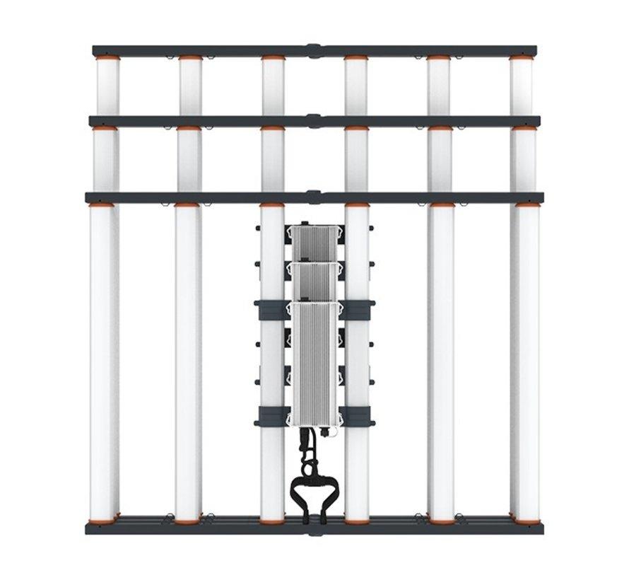 Fluence Spydr 2x LED Grow Lampe 345W