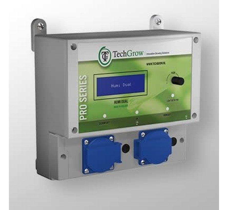 Techgrow Humidity Controller - Humi Dual Pro