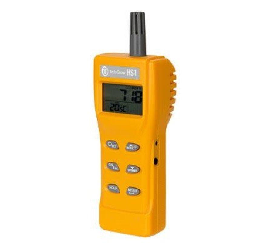 Techgrow HS1 Portable CO2 Meter