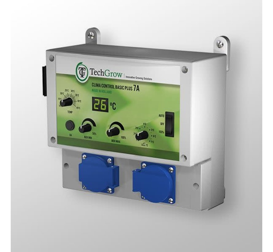 Techgrow Clima Control - Basic Plus 7A