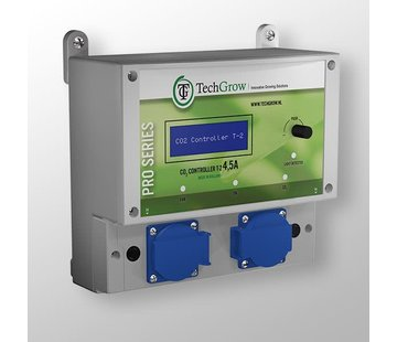 Techgrow CO2 Controller - T2 Pro 4.5A