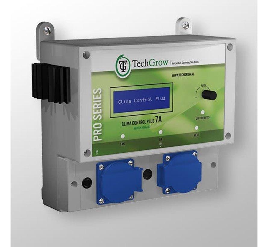 Techgrow Clima Control - Pro Series Plus 7A